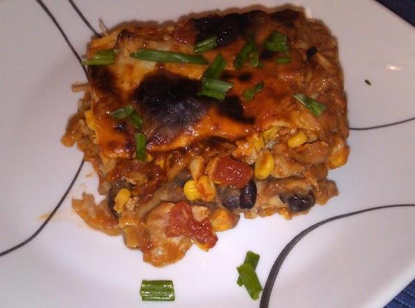 Chicken Adobo Enchilada Bake Recipe