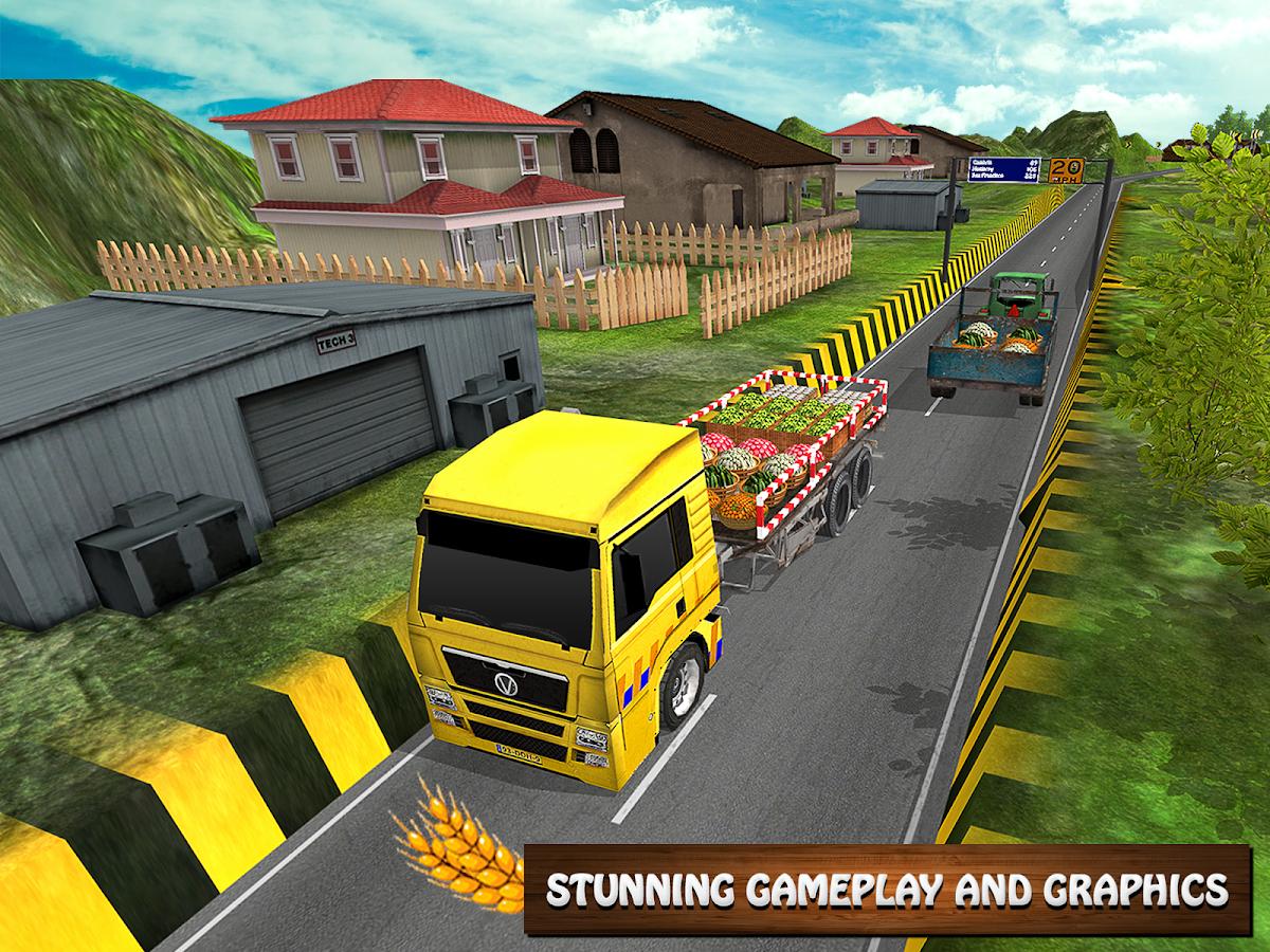 Extreme-Drive-Hill-Farm-Truck 34