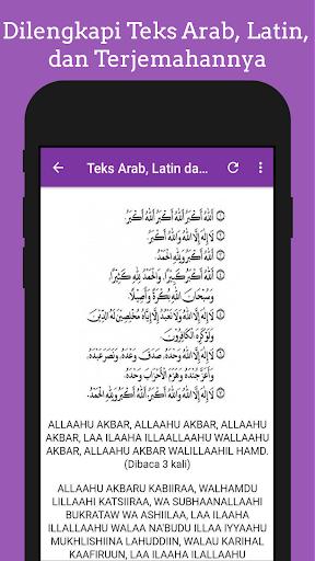 Teks Takbiran Idul Adha : takbiran, Download, Takbiran, Fitri, Offline, Android, STEPrimo.com