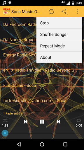 Soca Music ONLINE Apk Download 3