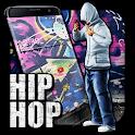 3D Hip Hop Graffiti Theme icon