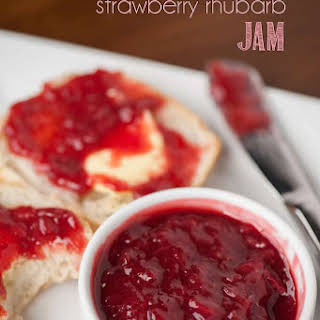 Strawberry Rhubarb Jam.