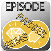 EPISODE GEMS PASSES