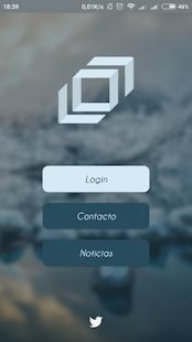 WebUp Hosting - náhled