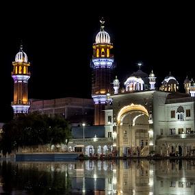 Golden Temple by KP Singh - Buildings & Architecture Public & Historical