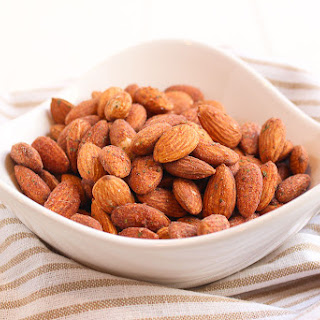 Dry Roasted Almonds Recipes