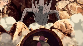 Attack of the Gedo Statue