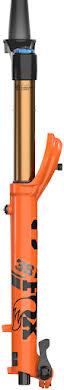 "Fox 38 Factory Suspension Fork - 27.5"", 170mm, 44mm Offset, Shiny Orange, Grip 2 alternate image 0"