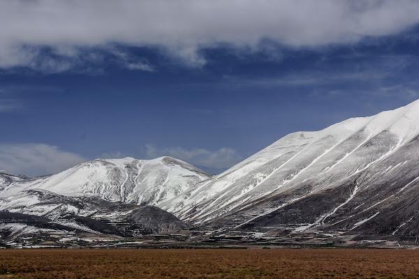 Montagne innevate di lucianalu