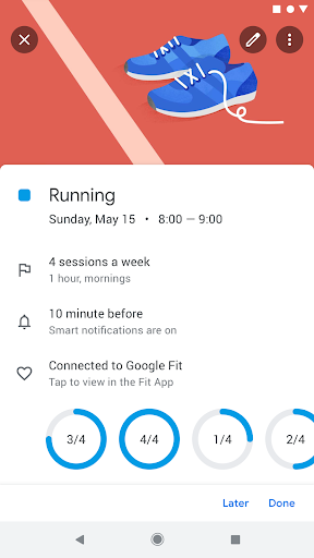 Google Calendar 6.0.8-220605953-release screenshots 4