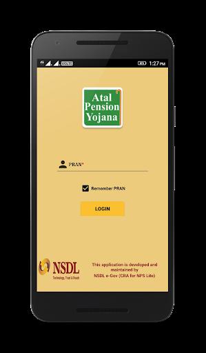 APY and NPS Lite screenshot 1