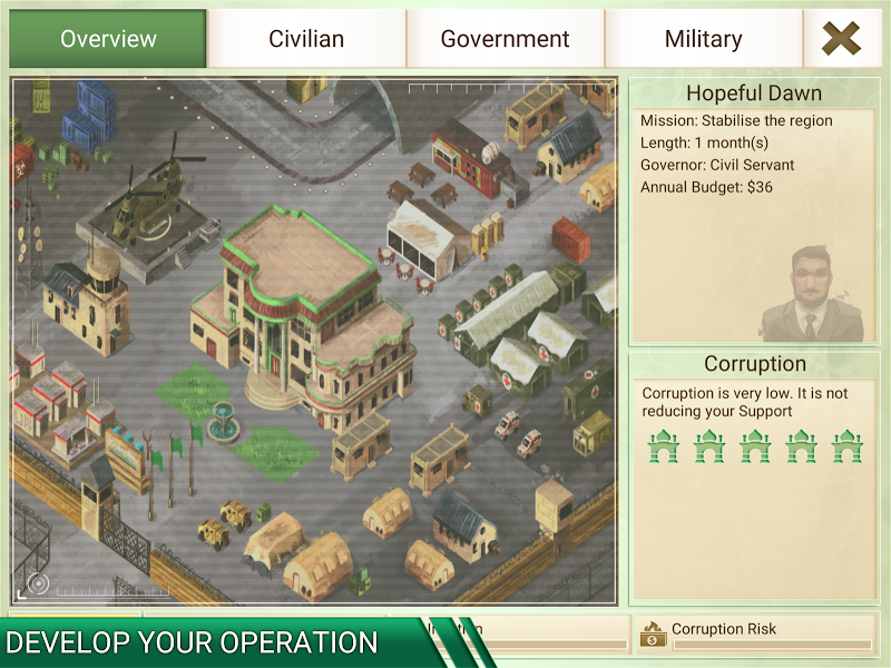Rebel Inc. Screenshot 10