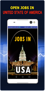 Jobs in USA - náhled