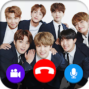 Fake Video Call : BTS Call You