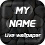 My Name Live Wallpaper APK icon