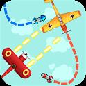 AirRush : Missiles War Plane Attack & Escape icon