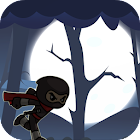 Ninja Warrior Runner Game icon