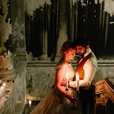 Wedding photographer Andrey Vasiliskov (dron285). Photo of 04.01.2017