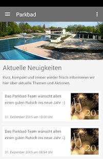 Parkbad Kriftel- screenshot thumbnail