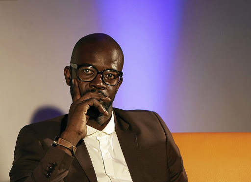DJ Black Coffee. Picture: THE TIMES
