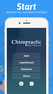 Chiro Board Review Screenshot