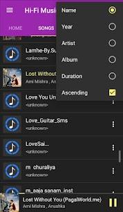 Hi-Fi Music Player- JP 1.5 Unlocked MOD APK Android 3