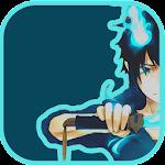 Rin Okumura Sword 2017 Free ☄️ Icon