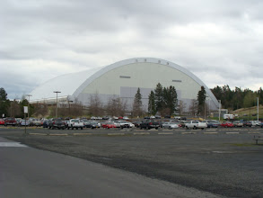 Photo: The Kibbee Dome on the campus of the University of Idaho in Moscow, Idaho.