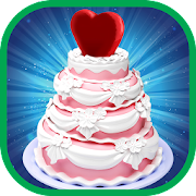 Game Heart Wedding Cake Cooking – Baking Chef Simulator APK for Windows Phone