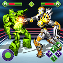Robot Ring Battle Fighting Arena 2019 icon