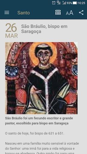 Liturgia Diária - Canção Nova 3.0.2 screenshots 2