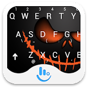 Trick or Treat Keyboard Theme
