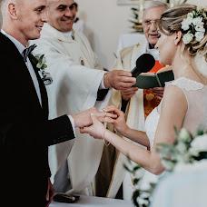 Wedding photographer Aleksandra Dobrowolska (moosewedding). Photo of 13.01.2018