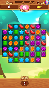 Sweet Candy Crash Blast Screenshot