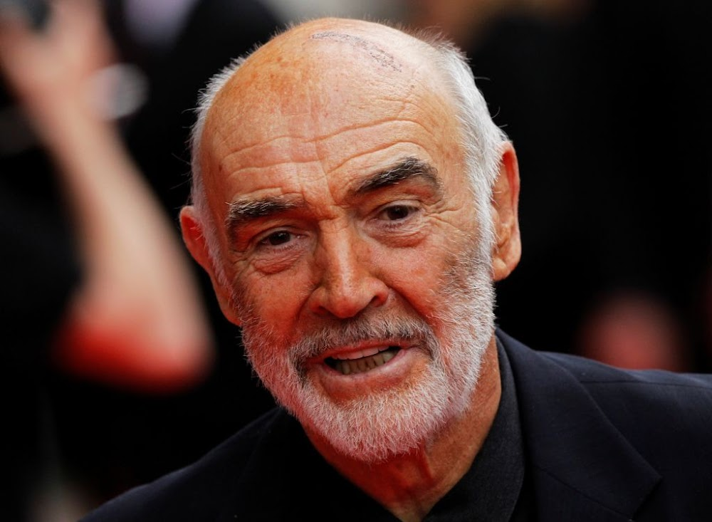Former James Bond actor Sean Connery dies aged 90 - British media