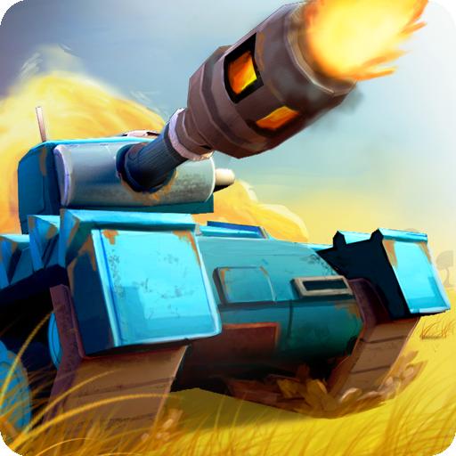 Tank Headz - Online PvP Arena Battles (game)