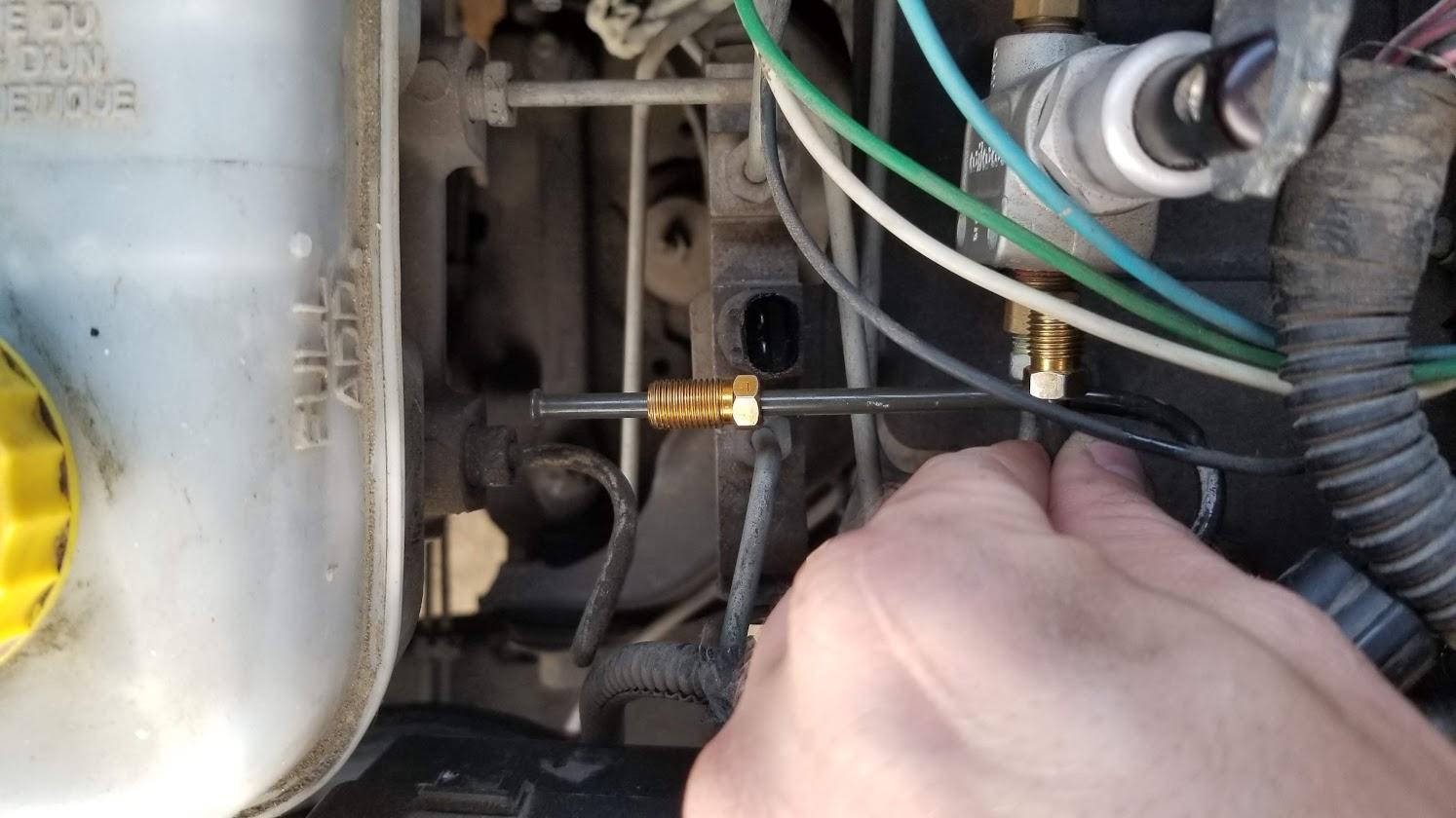Brake Plumbing Thoughts - DodgeForum com