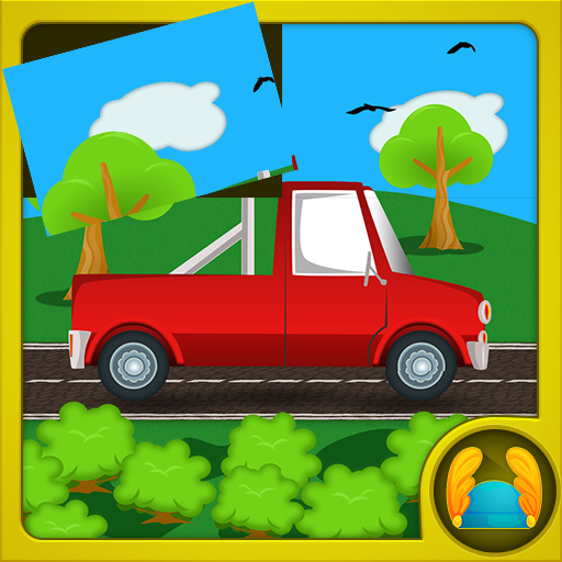 Car Puzzles For Kids