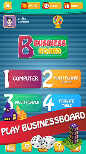 Business Board screenshot
