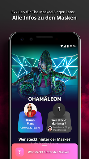 Masked Singer App screenshot 2
