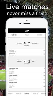 Live Football for Allsvenskan Sweden - náhled
