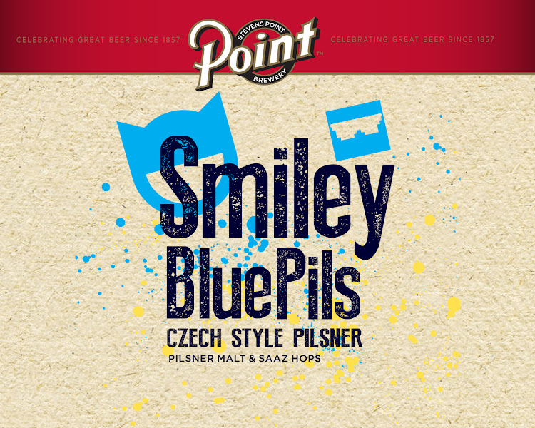 Logo of Point Smiley Blue Pils
