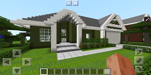School and Neighborhood. Map for MCPE 20b.0 screenshots 6