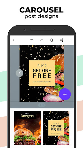Posters: Insta Story Maker, Animated Story editor 1.4.6 Apk for Android 4