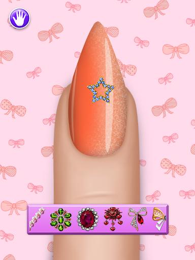 Capturas de pantalla del salón de uñas 3