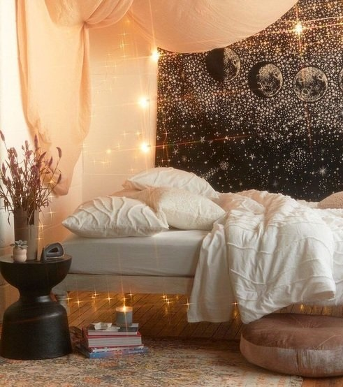 For the girls who love the starry sky