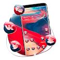 3D Color Gradient Theme icon