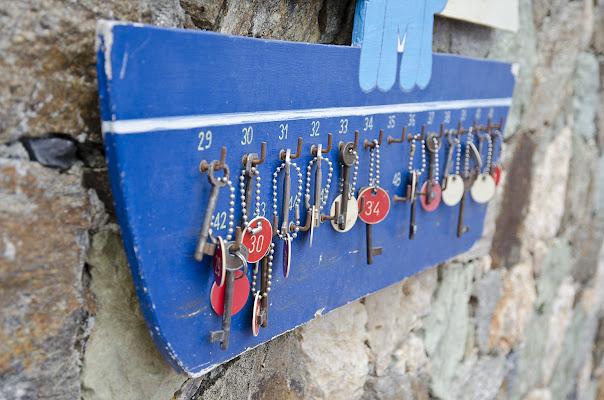 La chiave della cabina di Cristina Rocca