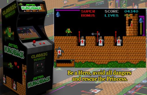 Retro Hunchback 1.21 screenshots 6