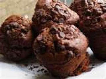 Dolly Madison Double Chocolate Chip Mega Muffins Recipe